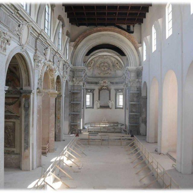 Chiesa annessa ai musei San Domenico di Forlì