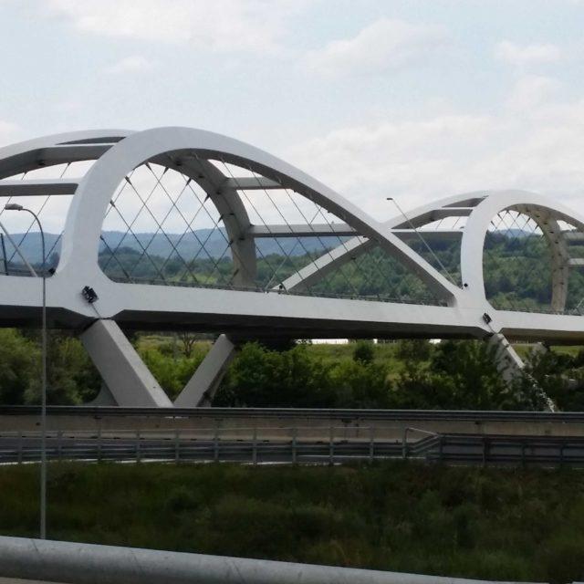 Variante alla S.R. 69 con ponte sull'Arno